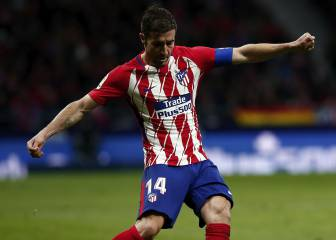 Atlético Madrid to hand new contracts to Gabi and Juanfran