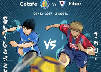 The Gaku-Inui derby scheduled for Japanese TV audience