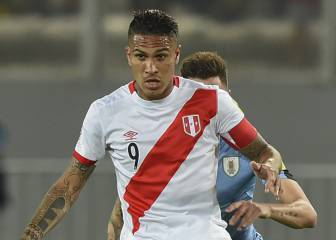 Guerrero out of World Cup after being given drugs ban