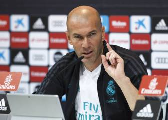 Bale not fit to face Sevilla, Real Madrid boss Zidane confirms
