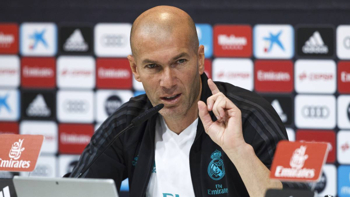 Real Madrid: Bale not fit to face Sevilla, Zidane confirms
