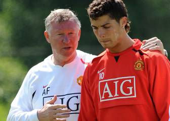 Ferguson explains why he didn't sell Ronaldo to Real Madrid sooner