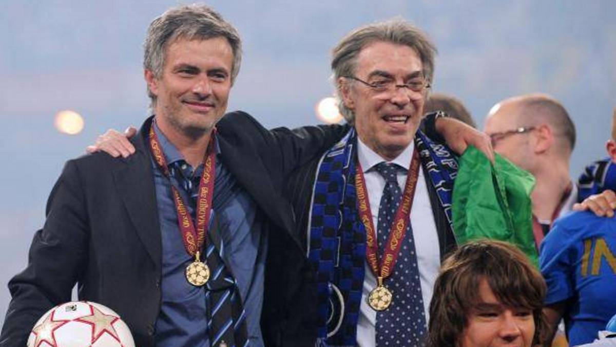 "Moratti: ""Mourinho regretted moving to Real Madrid"""