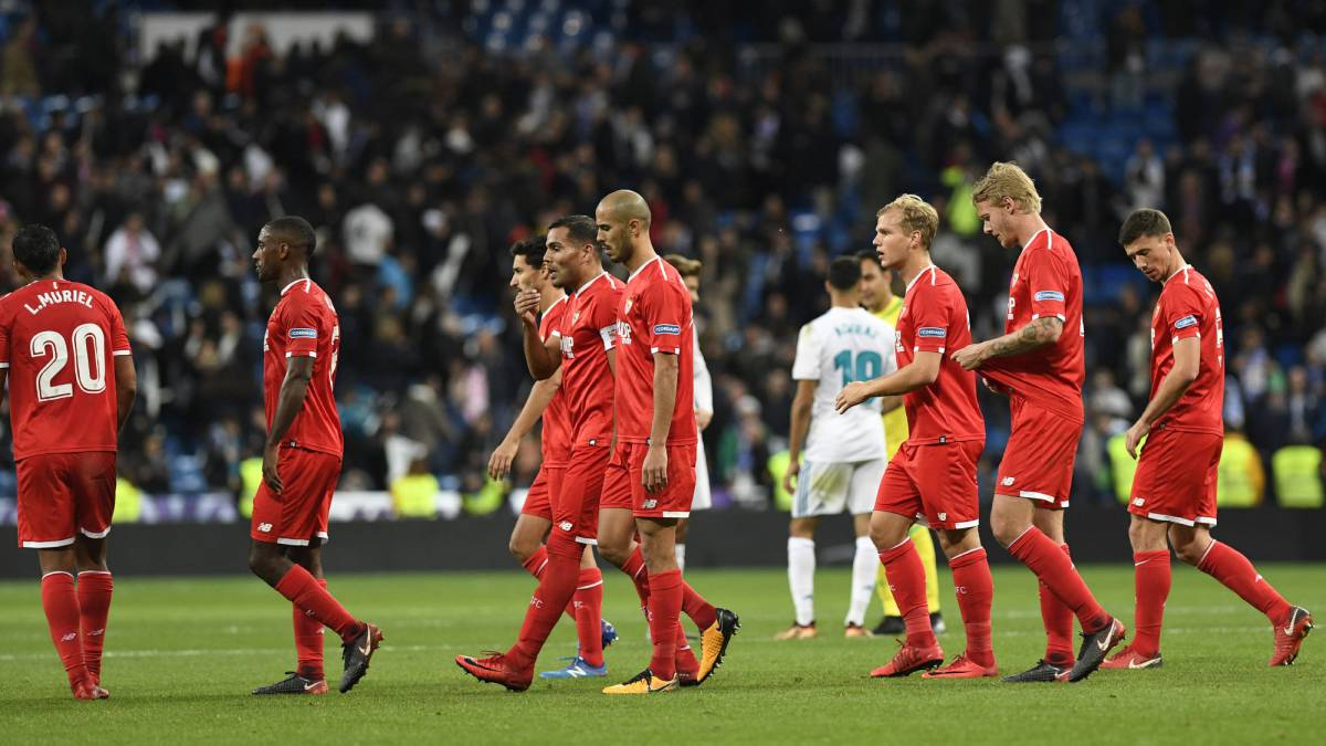 Sevilla hitting lowest number of goals in six seasons