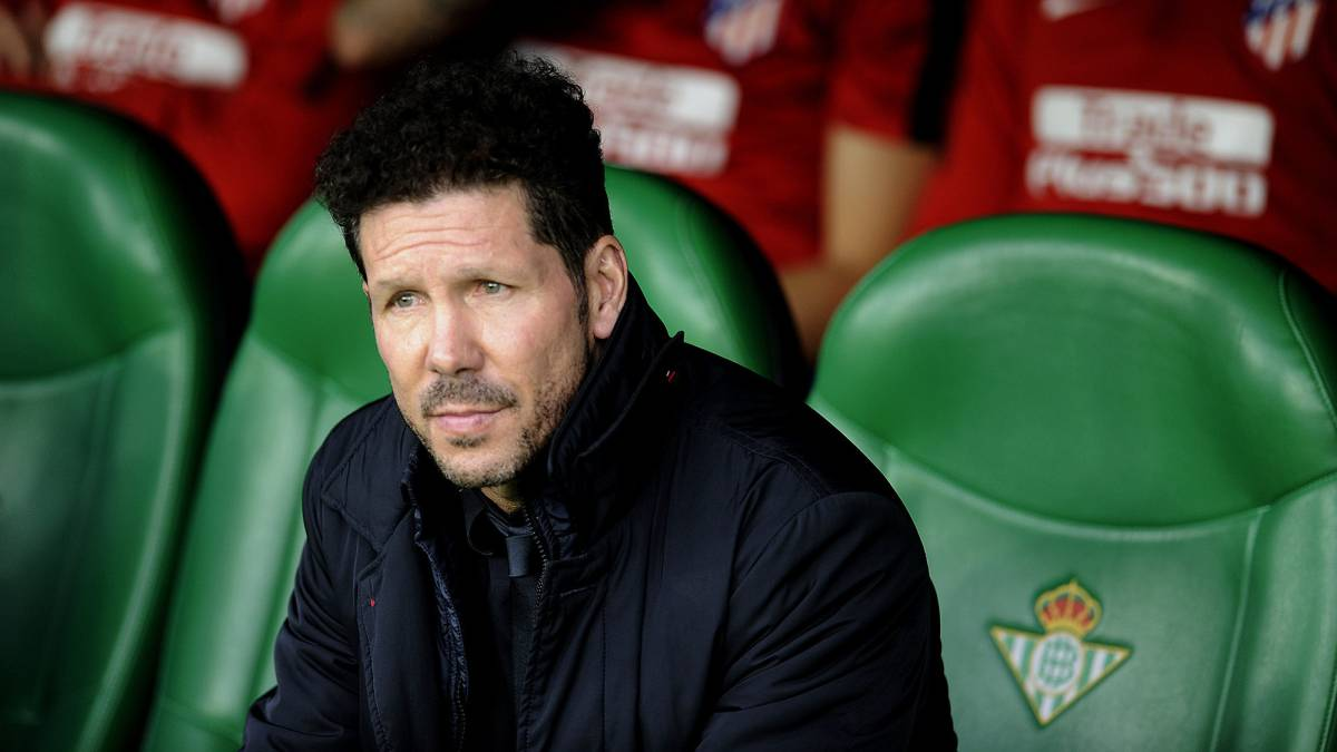 "Simeone: ""Our football is good and the results are even better"""