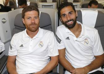 'We know Xabi is better with his feet than hands' - Arbeloa