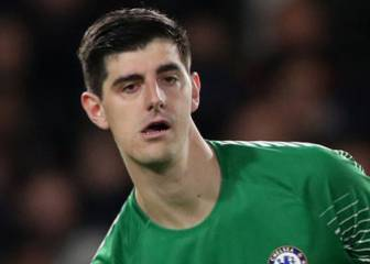 Chelsea's Courtois admits: I'm thinking about LaLiga return