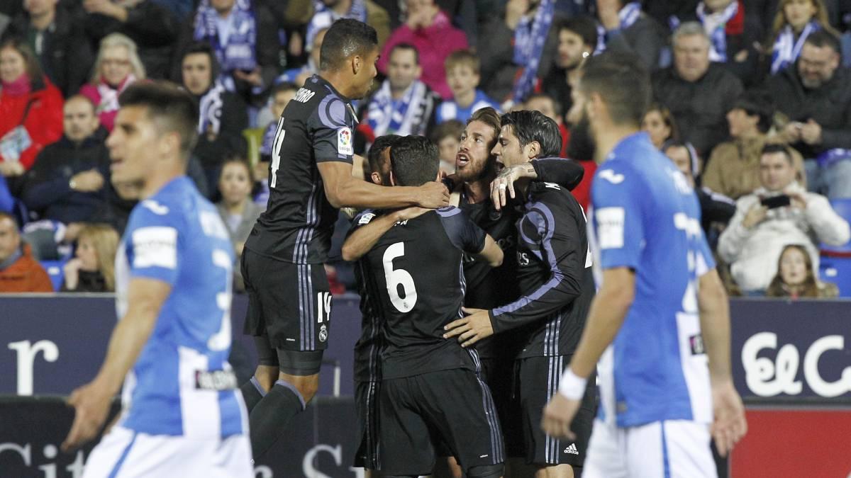 1512995610_494779_1512995684_noticia_normal El Leganés-Real Madrid aplazado será el 20 o 21 de febrero - Comunio-Biwenger