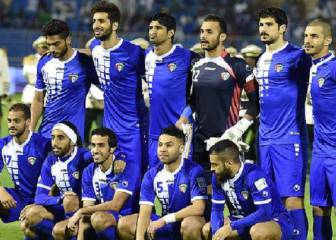 Hosts Kuwait the Gulf Cup of Nations' most successful side
