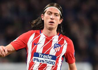 Filipe Luís rubbishes rumours of exit claimed by Arda's agent