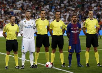 Clásico: Spanish Super Cup referee to officiate