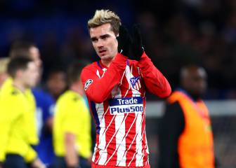 The Independent: el United teme que Griezmann se vaya al Barça