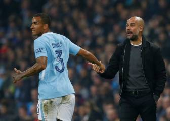 Danilo contemplates leaving Manchester City