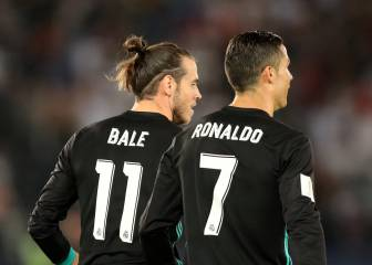 Gareth Bale leads the way for Real Madrid's 'BBC'