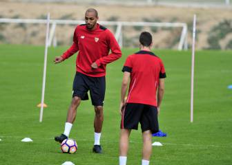 Arsenal hoping to lure Steven N'Zonzi back to England