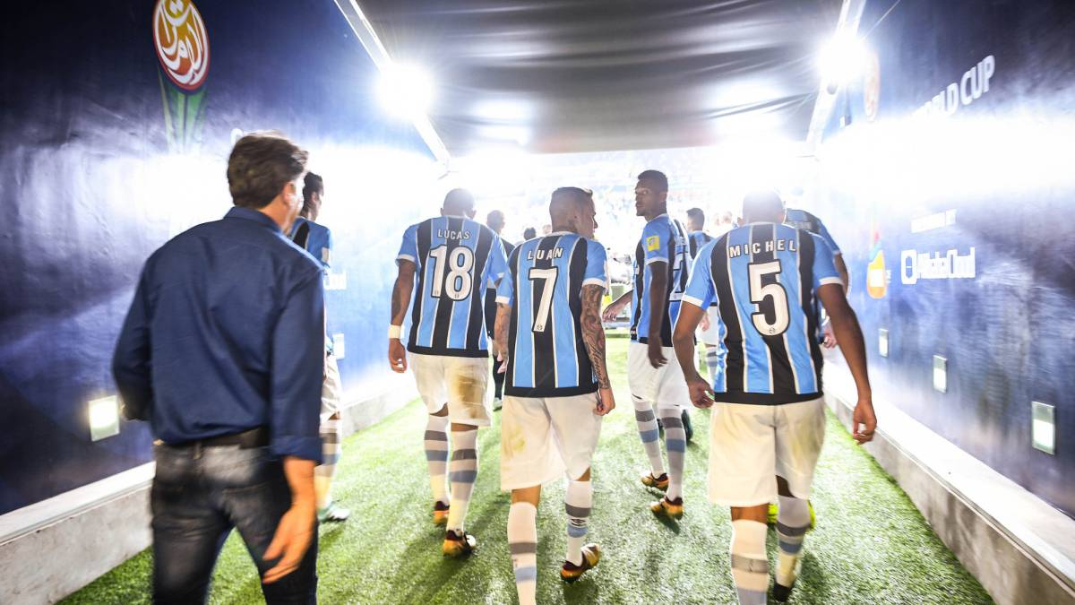 Gremio manager style challenge ahead of Real Madrid final