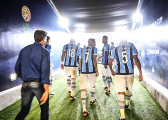 Gremio style challenge ahead of Real Madrid final