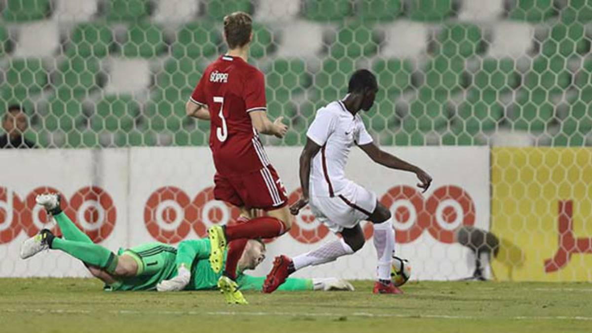 Qatar lose to Liechtenstein in Gulf Cup of Nations warm-up