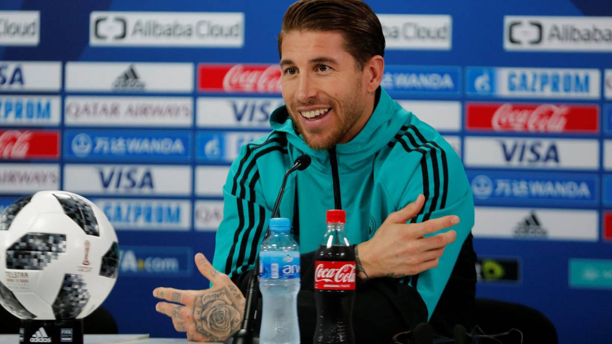 Ramos confirms he'll need painkillers to play the final