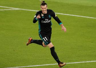 Gareth Bale the man for the big occasion with Real Madrid