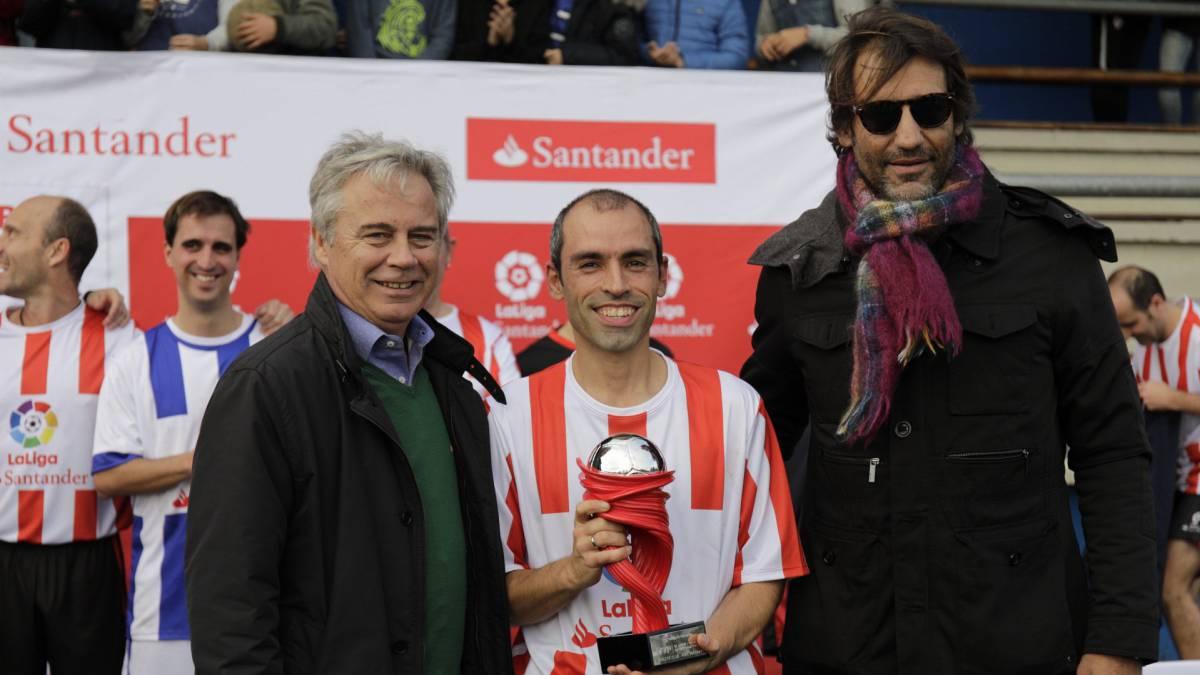 Ismael Urzaiz y López Ufarte lideran del derbi de la prensa