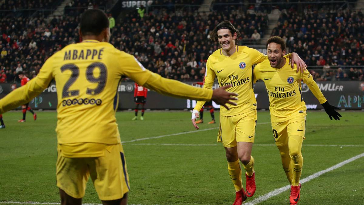 Neymar in devastating form as PSG extend Ligue 1 lead