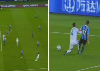 Ramos penalty not given and Cristiano goal disallowed