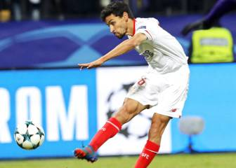 Jesús Navas sets new Sevilla appearances record