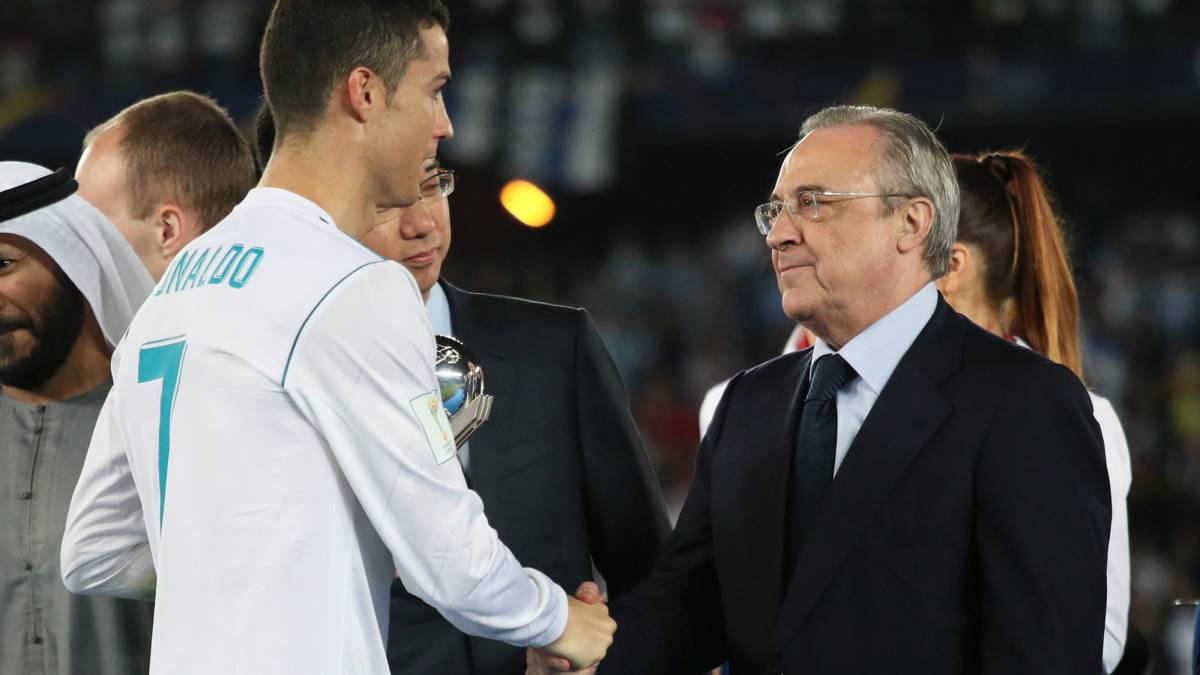 Real Madrid: Cristiano stung by Pérez's Neymar flirtation