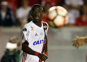 Vinicius turns his back on Madrid: