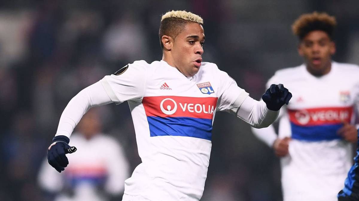 Mariano and Fekir still starring for Lyon, Marseille feel it