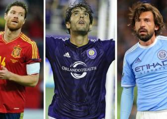 Los cracks retirados en 2017