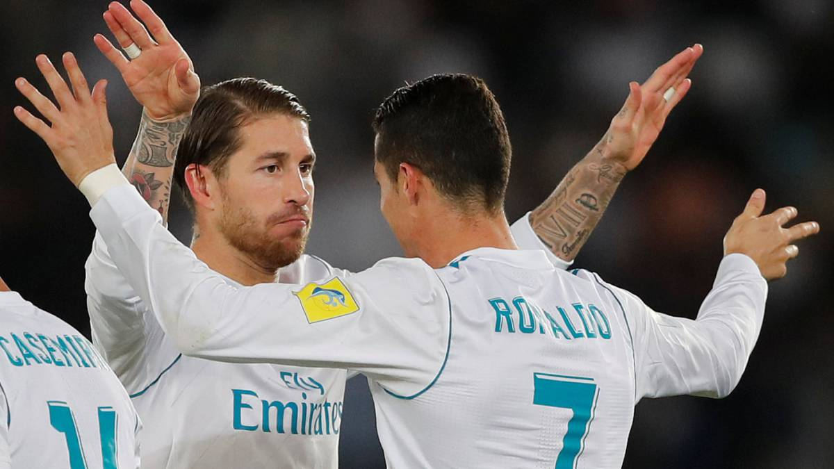"Ramos: ""Cristiano is unlike any striker we've ever seen before"""