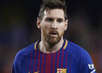 Messi has hit the post 14 times this season, Barcelona 26