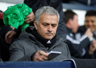 Mourinho plans six player winter exit strategy at United