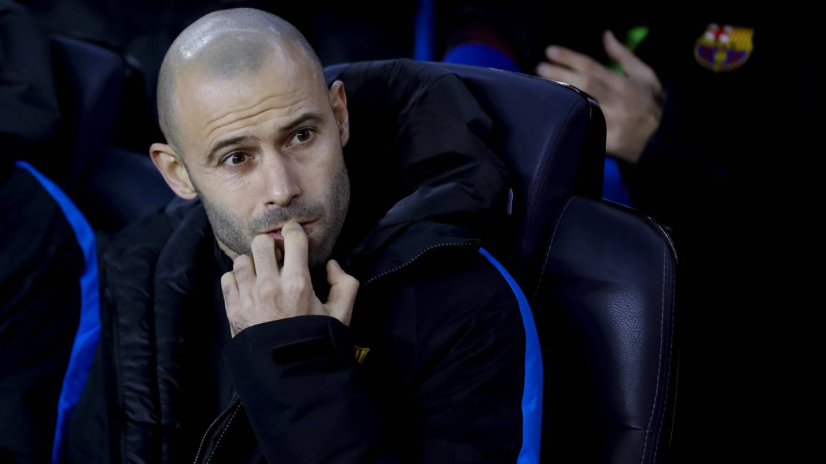 Mascherano set for €10M Hebei China Fortune FC move