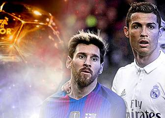 Cristiano against Messi: two titles separate the pair