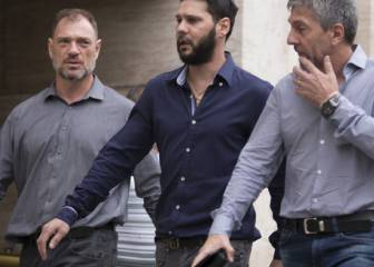 Messi's brother out of house arrest on 100,000 euro bail