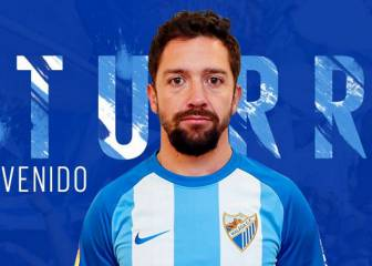Iturra makes Málaga return
