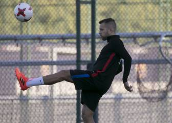 Barça sweating over Jordi Alba fitness ahead of Clásico
