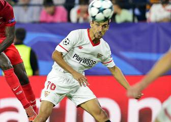 Sevilla's Jesús Navas ruled out of Real Sociedad game