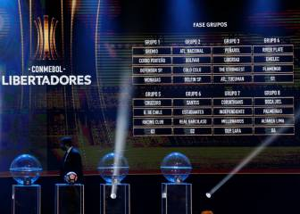 Copa Libertadores 2018 throws up some fascinating ties