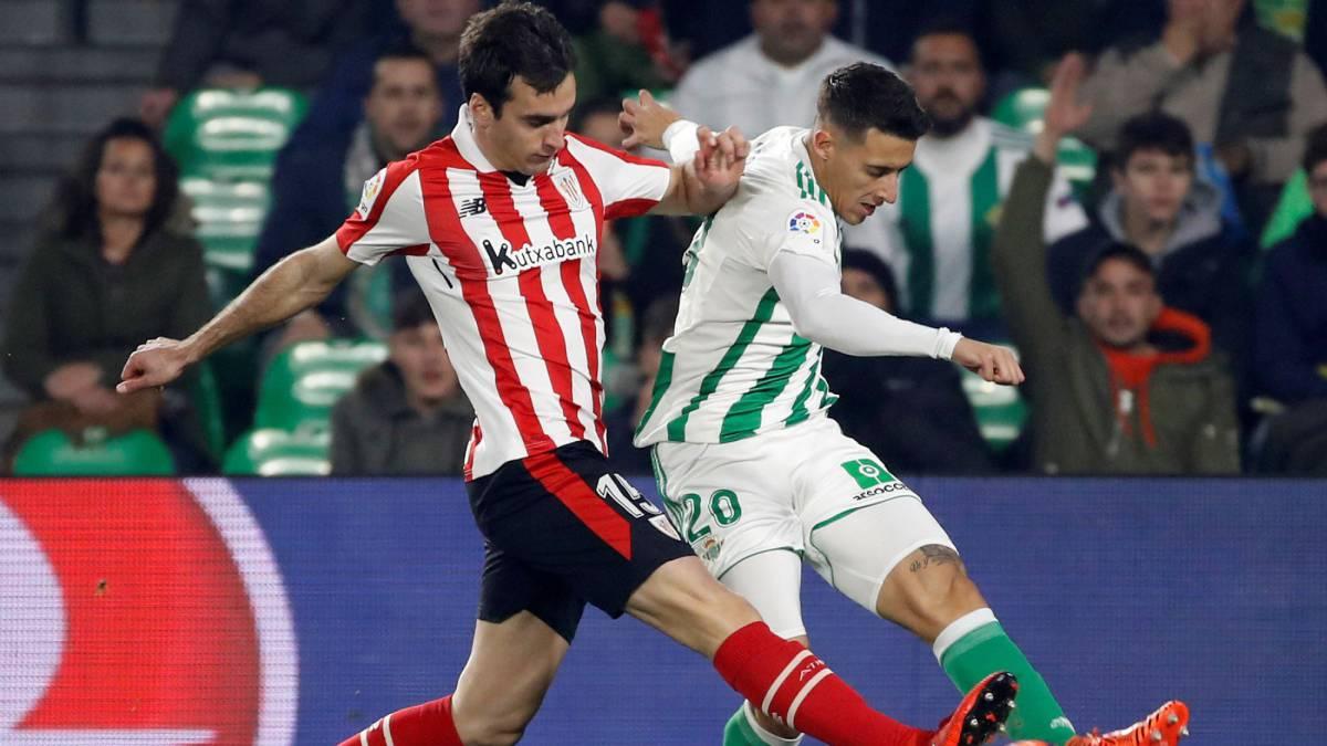 fa394ff717775 Betis 0-2 Athletic  resumen