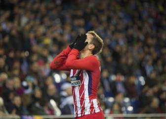 1x1 del Atleti: suspenso global
