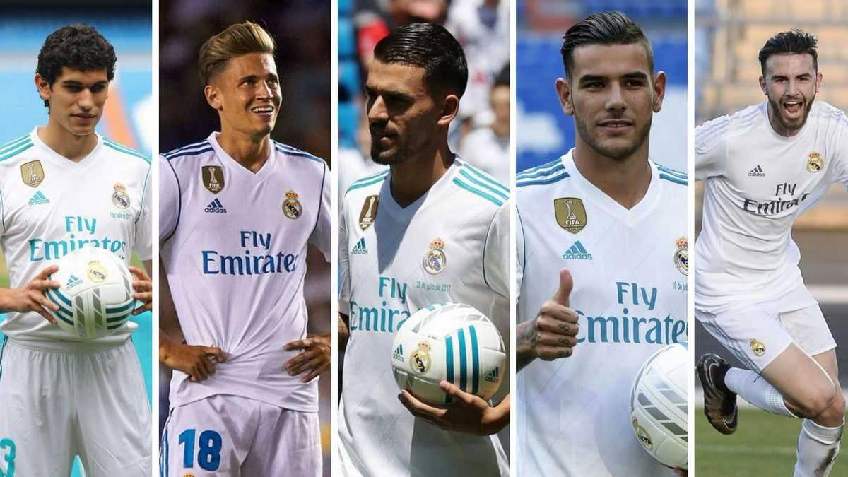Real Madrid: Fichajes de verano