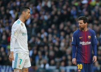 The Guardian: Messi supera a Cristiano como el mejor de 2017