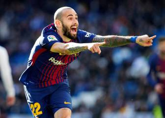 Atlético Madrid and Sevilla linked with Aleix Vidal