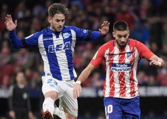 Simeone gives Atlético go-ahead to sell winger Carrasco