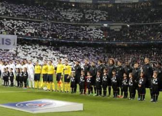 Eye-watering prices for Real Madrid v PSG