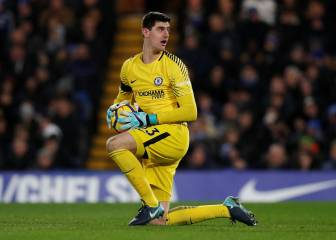 Real Madrid maintain interest in Courtois LaLiga return